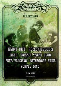 Puta Volcano, Purple Dino, Roadkillsoda la SoundArt Festival și detalii despre programul evenimentului pe cluburi