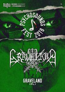 "GRAVELAND – headliner la ""Psychosounds Fest 2018"""