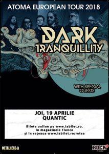 Concert Dark Tranquillity la București