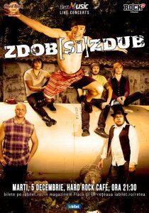 Zdob și Zdub la Hard Rock Cafe: Biletele cu loc la masă sunt sold out!
