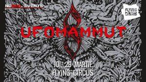 La sfârşitul lunii Martie, Ufomammut va concerta în premieră în Cluj-Napoca şi va reveni în Timişoara şi Bucureşti