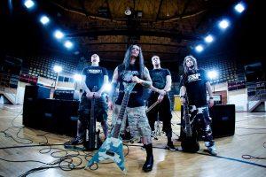 Ektomorf, Dead Horse Trauma şi Chakora vor concerta în premieră în Cluj-Napoca