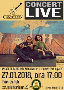 Sâmbătă – Cantellion la Sighetu Marmației