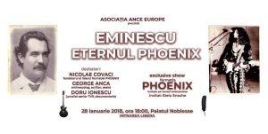 Eminescu, eternul Phoenix