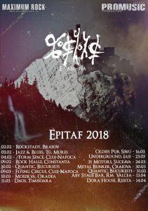 "E-an-na continuă turneul național ""Epitaf"""