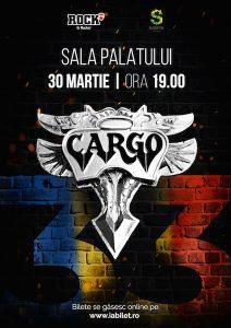 Trupa CARGO dă strigarea pentru o nouă adunare istorică pe 30 martie la Sala Palatului
