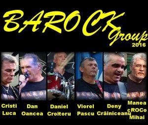 Mărțișoare muzicale cu BAROCK Group