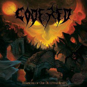 "CodeRed au lansat albumul ""Dominions of Our Deceitful Beliefs"""