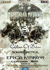 SONATA ARCTICA confirmată la Metalhead Meeting Festival 2018