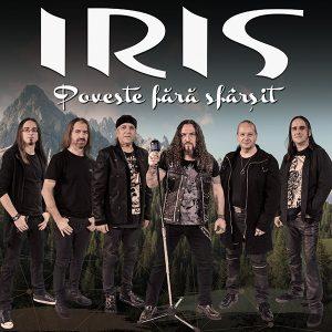 """IRIS lansează videoclipul piesei """"Poveste fără sfârșit"""", alături de MediaPro Music"""