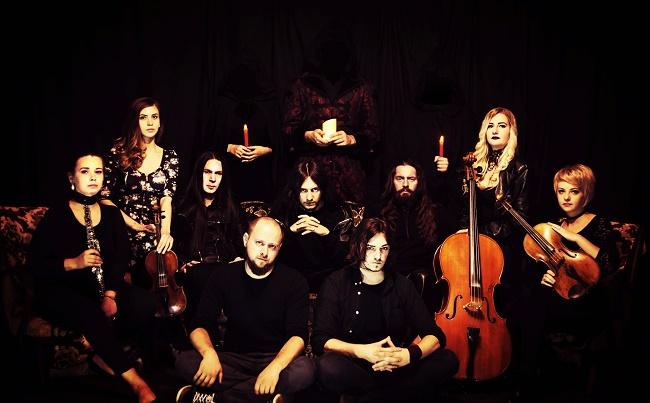 Tenebres dezvăluie primul clip live cu cvartet și cor