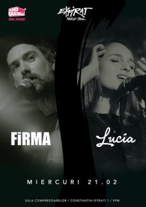 FiRMA readuce descântecele la București cu un concert în club Expirat pe 21 februarie