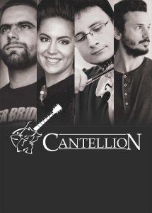 CANTELLION cântă duminică la Karolina Pub din Cluj