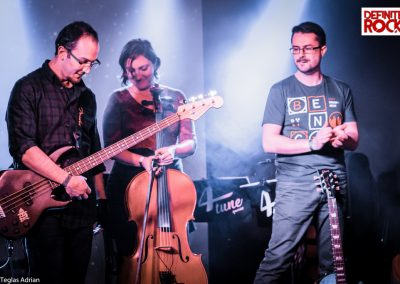 The Glass Fish @ Flying Circus, Cluj Napoca – 24 martie 2018