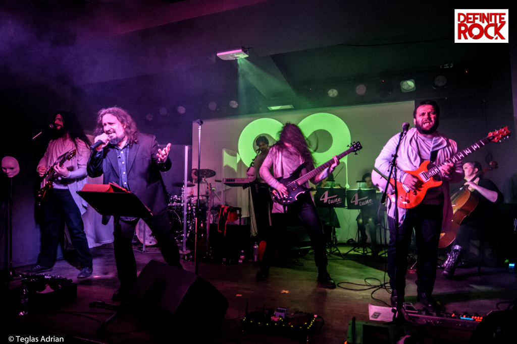 Hteththemeth + 4Tune Quartet @ Flying Circus, Cluj Napoca – 24 martie 2018