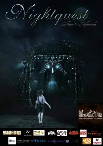 Nightwish Tribute with Nightquest (HU) LIVE în Timișoara