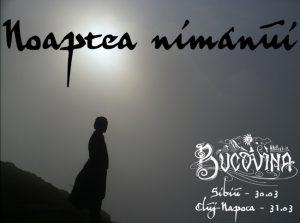Bucovina lansează o piesă nouă în pregătirea festivalului prezentat de trupă de pe 11 mai de la Arenele Romane