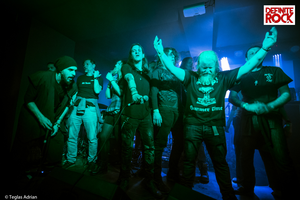 Subterranean Masquerade @ Flying Circus, Cluj-Napoca – 10 martie 2018