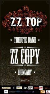 ZZ Top Tribute with ZZ Copy (HU) LIVE în Timișoara