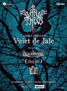 """An Theos lansează videoclipul """"Vuiet de Jale"""""""