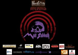 Black Sabbath Tribute with Matt Sabbath LIVE în Timișoara