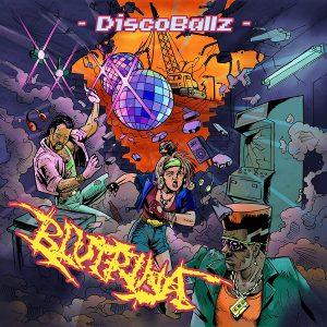"""Blutrină vor lansa un nou EP, """"DiscoBallz"""""""