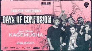 "Days of Confusion – lansarea videoclipului ""Kagemusha"""