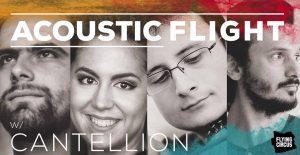 """Recital """"Cantellion"""" în perioada TIFF-ului"""