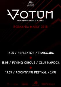 Cronică de concert: Votum în Reflektor Venue Timişoara