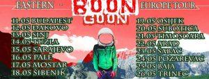 Cronică de concert: BooN Goon în Manufactura Timişoara