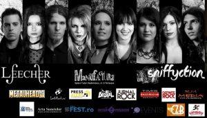 Concert rock cu Leecher și Sniffyction LIVE în Timișoara