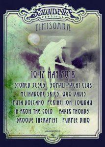 3 zile de concerte rock la SoundArt Festival Timișoara