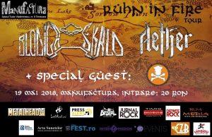 Blodiga Skald [IT] și Aether [PL] cânta la Timișoara în cadrul Turneului românesc de Folk-Metal