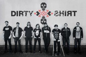 DIRTY SHIRT pornește o campanie de crowdfunding pentru viitorul album