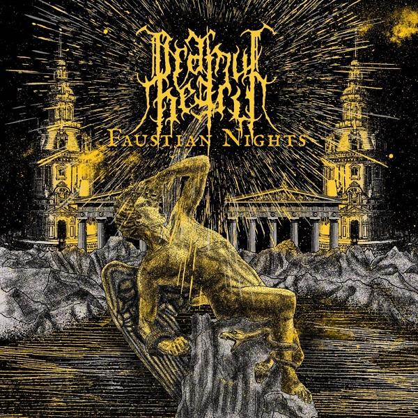 """ORDINUL NEGRU publică coperta noului album, """"Faustian Nights"""""""