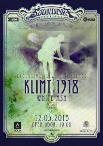 Programul SoundArt Festival 2018. White Ash în deschidere la Klimt1918.