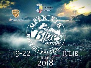 Trupele invitate la Open Air Blues Festival, Brezoi – Vâlcea, 2018