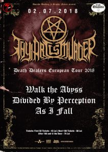 Concert Thy Art Is Murder la București