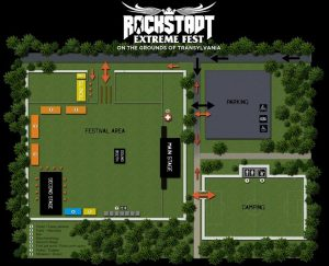 [RO/EN] Camping information Rockstadt Extreme Fest 2018 / Informaţii camping Rockstadt Extreme Fest 2018