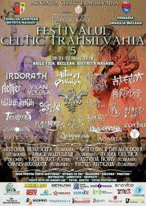 A V-a ediție a Festivalului Celtic Transilvania, Baile Figa, Beclean