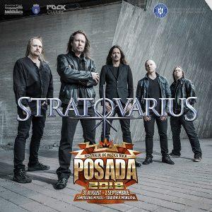 STRATOVARIUS – al doilea headliner confirmat la Posada Rock 2018!