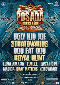 Line-up final la Posada Rock 2018