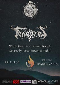 Tenebres la Celtic Transilvania Festival 5