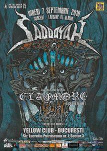Concert de lansare a primului album Saddayah