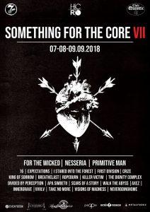Trei zile de muzică extremă și energie la cea de-a VII-a ediție Something For the Core