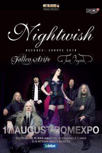 Nightwish la București: Program și Reguli de Acces