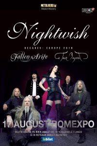 Nightwish cântă vineri la București, la Romexpo