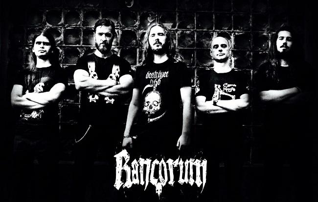 """Trupa Death Metal bucureșteană Rancorum anunță albumul de debut, """"The Vermin Shrine"""""""