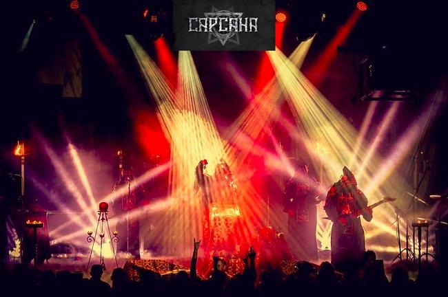"""Trupa de dark metal Batushka ajunge la Timișoara în cadrul Turneului European """"End of Litourgiya European Pilgrimage"""""""