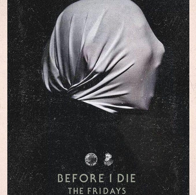 Before I Die și The Fridays concertează în 8 Septembrie în Hard Club Cluj-Napoca